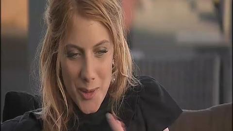 Cannes 2009 - Interview de Mélanie Laurent