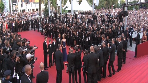 CANNES 2012 : REESE WITHERSPOON EST LA REINE DU RED CARPET
