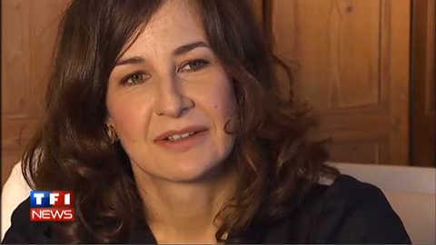 """Cannes 2012 : Valérie Lemercier et son """"syndrome de Tourette"""""""