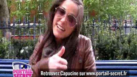 """Capucine nominée : """"Votez pour moi !"""" - Secret Story 6"""