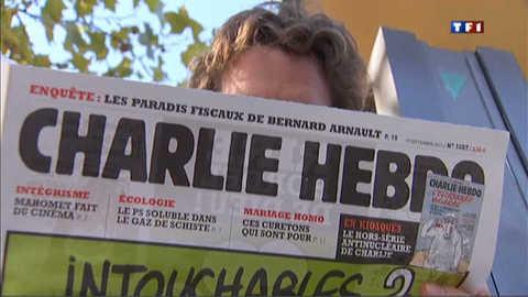 Caricatures de Mahomet : Charlie Hebdo remet ça et inquiète la France