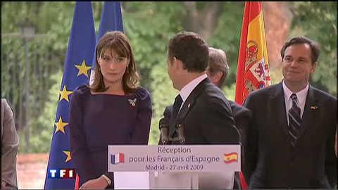 Carla Bruni et Letizia d'Espagne, un duel d'élégance