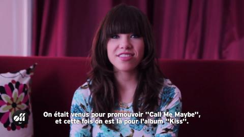 Carly Rae Jepsen : de retour à Paris !