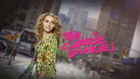 Carrie Diaries - Première bande-annonce de la série