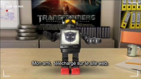 Casting Hiro - Transformers 2 : la revanche