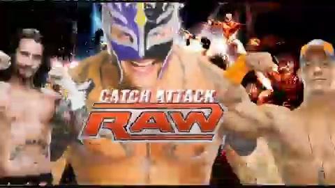 Catch Raw - Nouvelle bande annonce