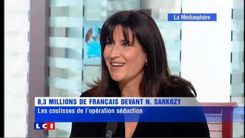 """Catherine Nayl : """"Il y avait des personnalités"""" face à Sarkozy"""