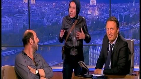 """CE SOIR AVE ARTHUR """"Intervention Amelle Chahbi"""" EM 22"""