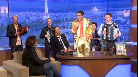 """CE SOIR AVEC ARTHUR """"Blind test de Ary Abittan et Amelle Chahbi avec André Manoukian"""" émission 15 saison 2"""