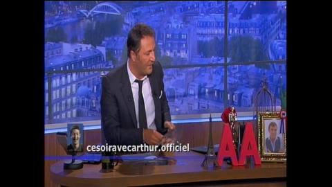 CE SOIR AVEC ARTHUR « Top 5 des phrases que Nicolas Sarkozy devrait prononcer pour être réélu»  émission 16 saison 2