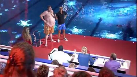 Celebrity Splash acheté par TF1
