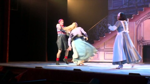 Cendrillon, le spectacle musical 2011
