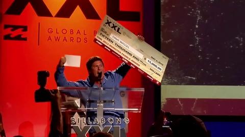 Cérémonie des Billabong XXL Global Big Wave Awards
