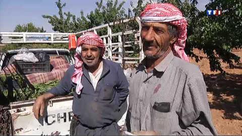 Ces Syriens qui trouvent refuge au Liban