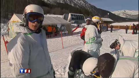 Chamonix à l'heure de la coupe du monde de ski