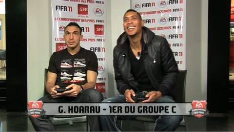 Championnat des Pros FIFA 11 - En Route pour la Finale
