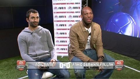 Championnat des Pros FIFA 11 - Journée 1 du Groupe D