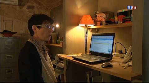 Chantal, victime d'usurpation d'identité sur internet