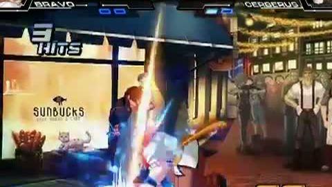 Chaos Code Ver 1.02 - Trailer JP - Arcade.mp4
