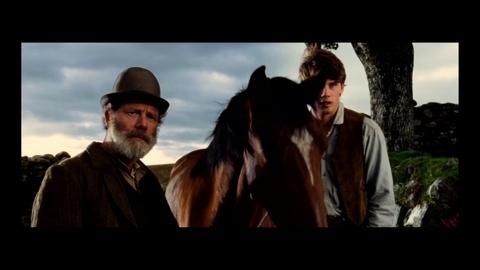 Cheval de Guerre - Making of - Le cheval vole la vedette