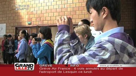 La Chine à l'honneur à Lille Fives