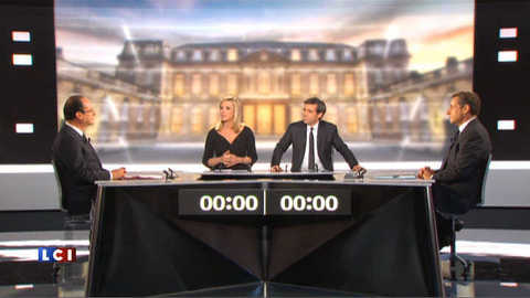 Chômage, dette publique : qui de Hollande ou de Sarkozy dit vrai ?
