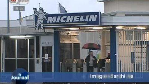 Chômage partiel chez Michelin (Joué-les-Tours)