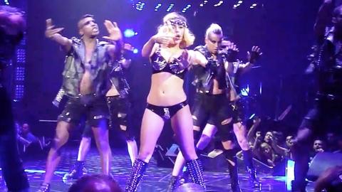 Chorégraphie - Flash Mob Officiel Lady Gaga