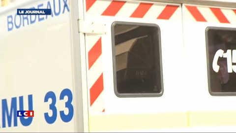 Christine Taubira évacuée en ambulance à Bordeaux