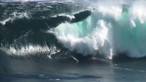 La chute dans les sports de glisse : du grand art...