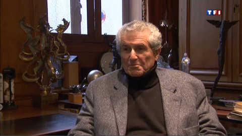 """Cinq Oscars pour """"The Artist"""" : la réaction de Claude Lellouch"""
