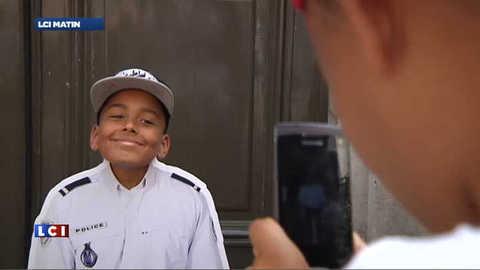 City raid : 5000 enfants-citoyens dans les rues de Paris