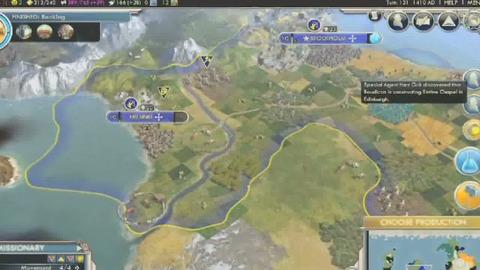 Civilization V Gods & Kings - Launch Trailer - FR - PC.mp4