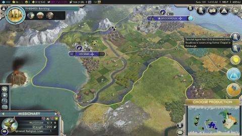Civilization V: Gods & Kings - Trailer de lancement