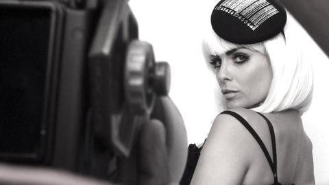 Clara Morgane - Calendrier 2012 - Making of