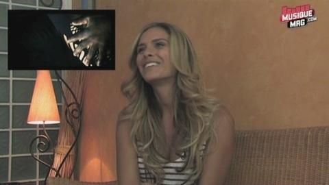 Clara Morgane Interview