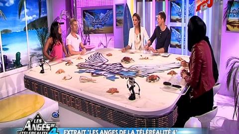 """Clash entre Isabella et Ayem dans """"les Anges de la télé réalité"""""""