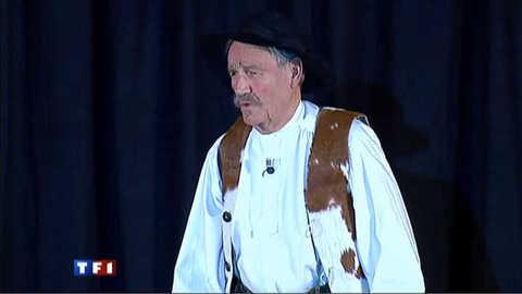 Claude Vanoni, l'humoriste des Vosges