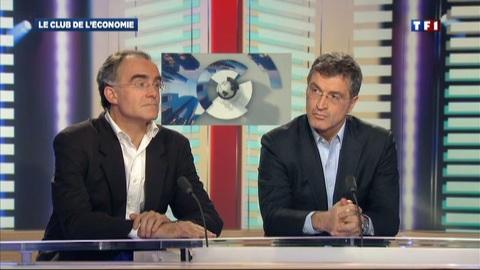 Le club de l'économie du 13 janvier 2012 - Partie 1