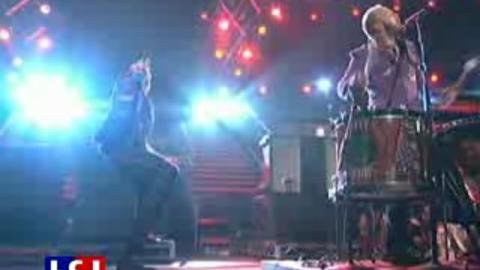 Coldplay rafle un Grammy Award