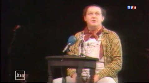 Coluche, le candidat atypique de 1981