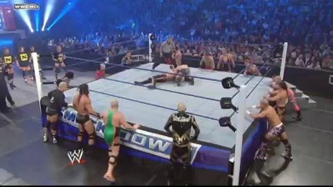 Combat Edge, Alberto Del Rio, Mvp vs Nexus