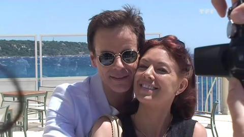 Les comédiens des Feux de l'Amour rencontrent leurs fans lors du Festival de Monte-Carlo