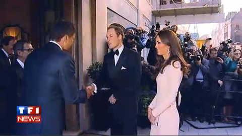 Comme avec Pippa, la robe de Kate Middleton fait des ravages