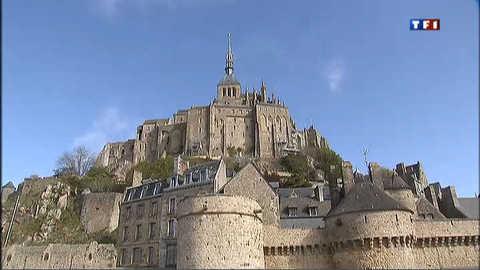 Les commerçants du Mont-Saint-Michel sont inquiets
