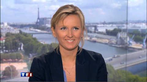 Commission d'enquête de la FFF: Caroline Henry en plateau