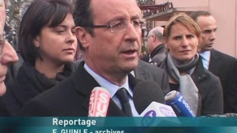 Composition du gouvernement de François Hollande (Brest)