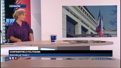 Les confidentiels politiques d'Anne Lorrain -LCI