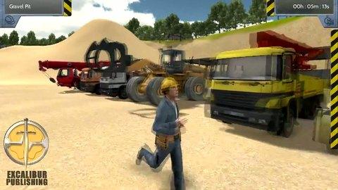 Construction Simulator - Trailer - PC.mp4