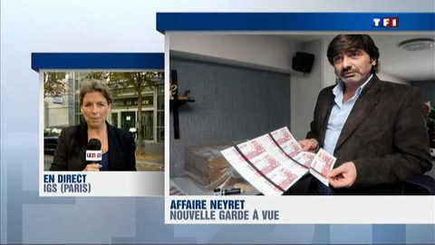 Corruption dans la police : Michel Neyret parle